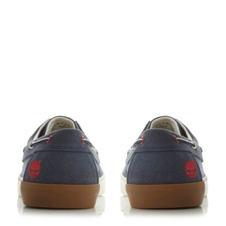Timberland A1575 cupsole boat shoes