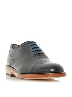 Lupton toecap leather oxford shoes