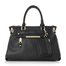 Danniella slouchy top handle handbag