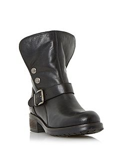 Pacho warm lined biker boots