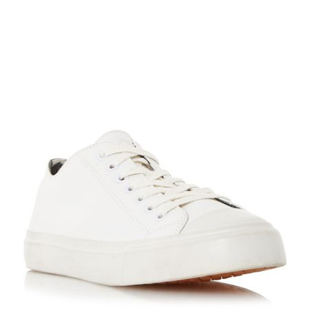 Paul Smith London Indie toecap detail leather trainers