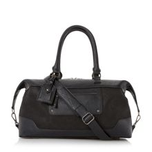 Dune Polia Zipped Pocket Holdall