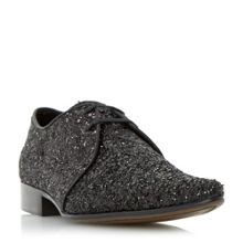 Dune Ricky M Glitter Derby Shoes