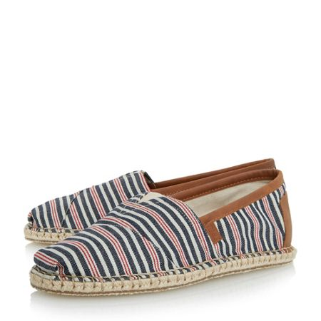 Toms Striped espadrilles