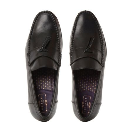 Ted Baker Simba tassle loafers