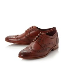 Ted Baker Gryene wingtip lace up brogues