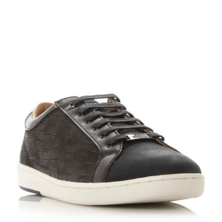 Ted Baker Borgeo croc print trainers