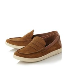 Original Penguin Laugh cupsole penny loafer