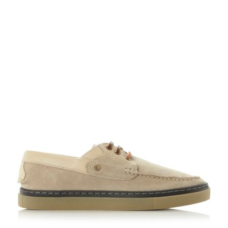 Original Penguin Hunter cupsole boat shoe