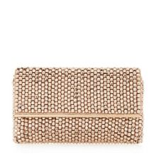 Eternity beaded clutch bag