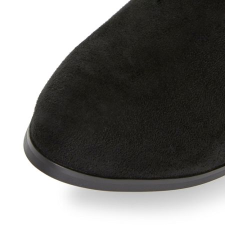 Head Over Heels Penley pointed side detail ankle boots