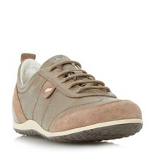 D vega lace up trainers