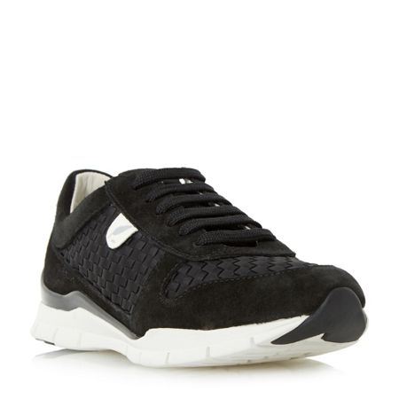 Geox D sukie woven running trainers