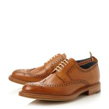 Barker Bailey leather lace up brogues