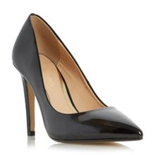 Head Over Heels Addyson pointed high heel court shoes