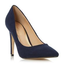 Head Over Heels Addyson pointed toe high heel court shoes