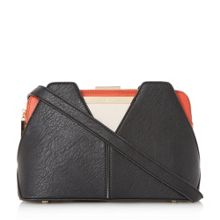 Dawwn colour block frame bag