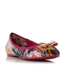 Ted Baker Imme bow front ballerinas
