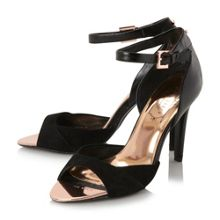 Ted Baker Camiyl ankle strap sandals