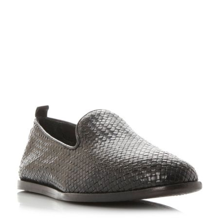 H by Hudson Ipanema woven slip on sandals
