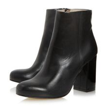 Oxbury square toe ankle boots