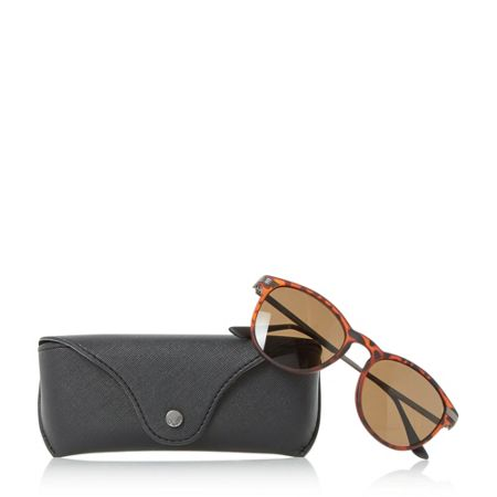 Dune Paco Temple Trim Sunglasses