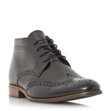 Manhatten smart wingtip brogues