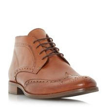 Dune Manhatten smart wingtip brogues
