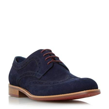 Dune Radcliffe derby brogue shoe