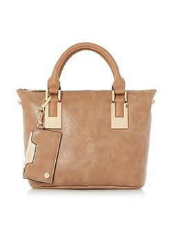 Dune Delirna mini double top handle tote bag
