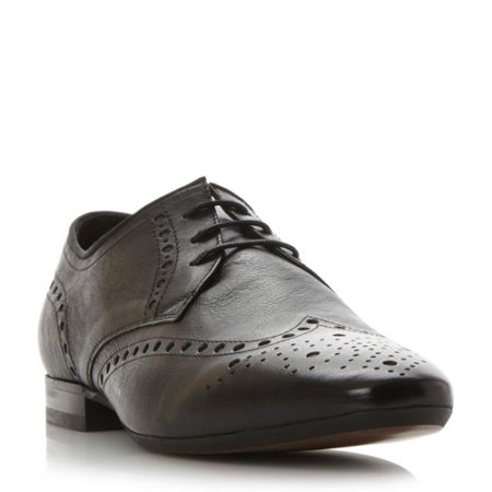 H by Hudson Eddie formal brogue shoes