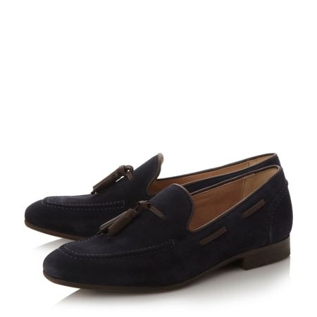 H by Hudson Pierre tassle loafers