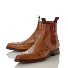 Jeffery West Novikov formal boots
