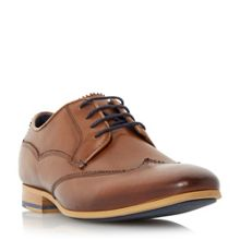 Dune Rookie wingtip derby shoe