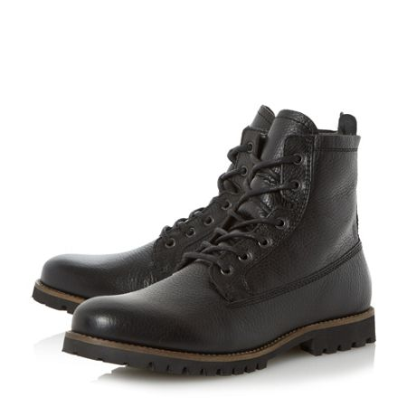 Bertie Charlie shearling boots