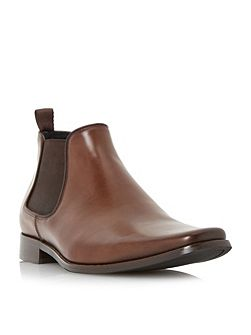 Arkwrights square toe chelsea boot