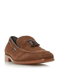 Ryon tassle suede loafers