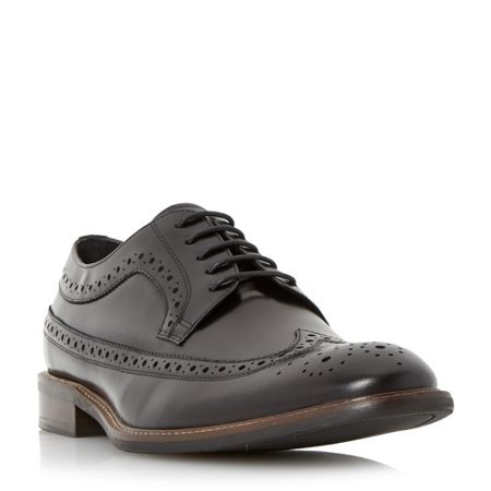 Bertie Rizzo leather brogues