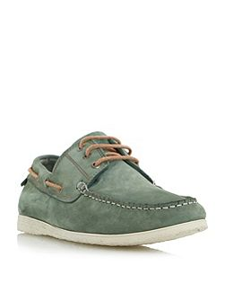 Belize Lace Up Boat Shoes
