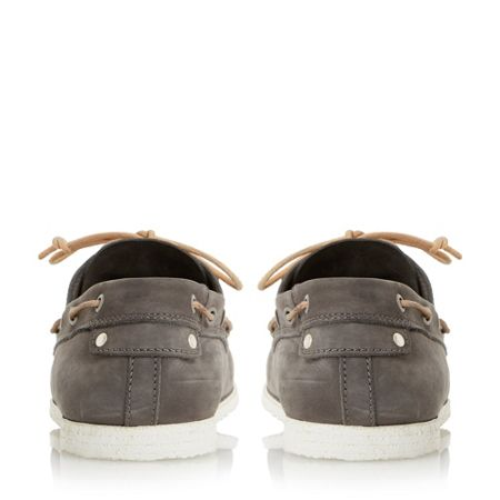 Dune Belize Lace Up Boat Shoes
