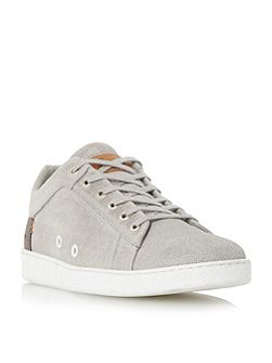 Tidal suede trainers