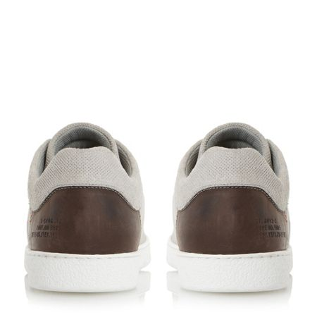 Dune Tidal suede trainers
