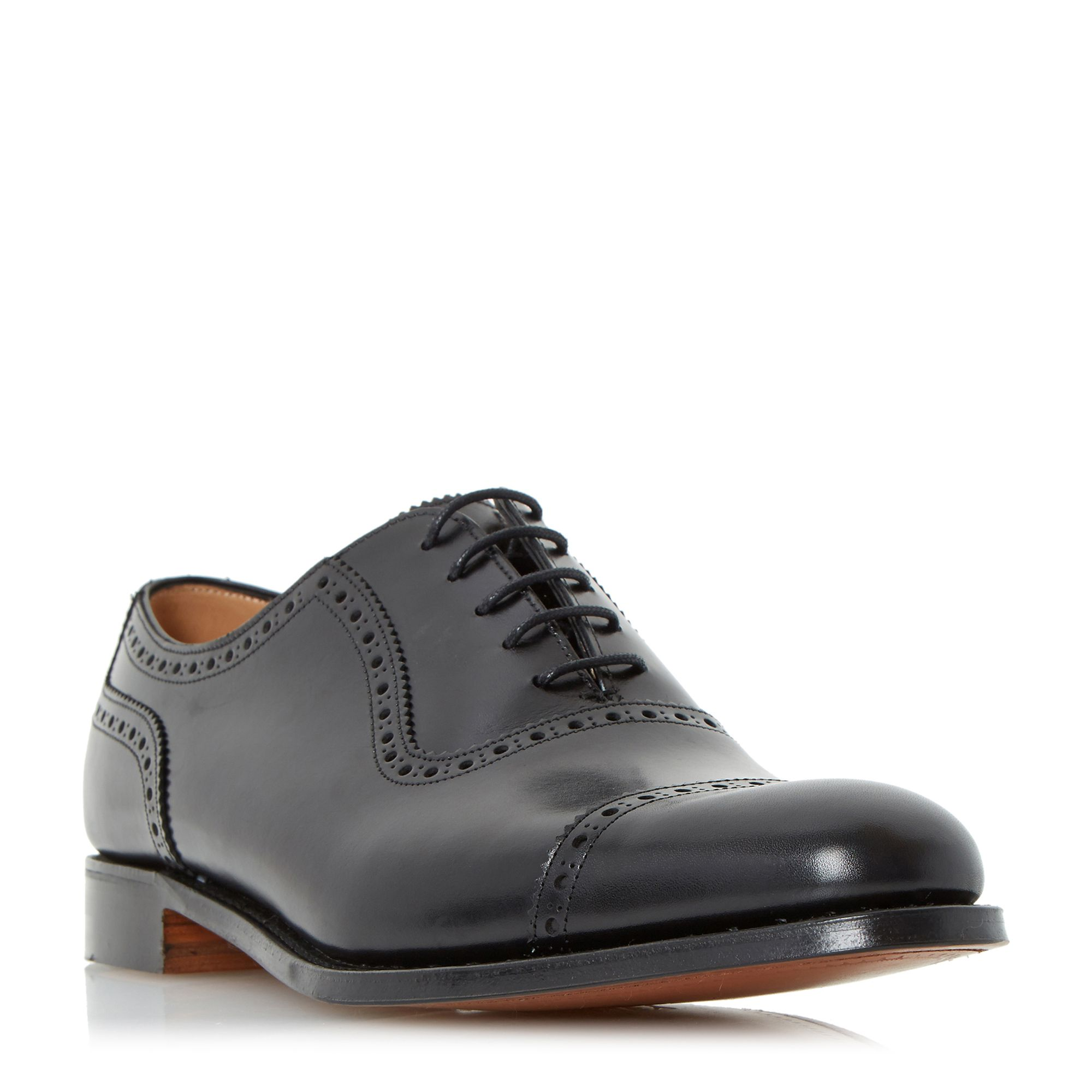 Cheaney Mens Cheaney Mens Fenchurch Oxford Shoes, Black