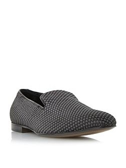 Royal slipper cut loafer