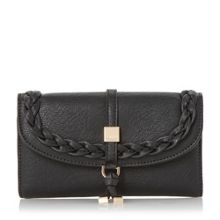 Kaine plait detail purse