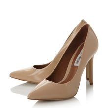 Proto pointed toe court shoes