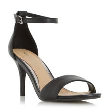 Head Over Heels Mora barely there two part sandals