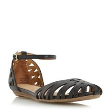 Haidyn closed toe hurrache sandals