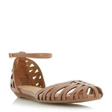 Head Over Heels Haidyn closed toe hurrache sandals