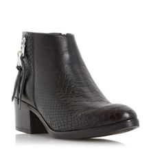 Pipinn  double zip ankle boots